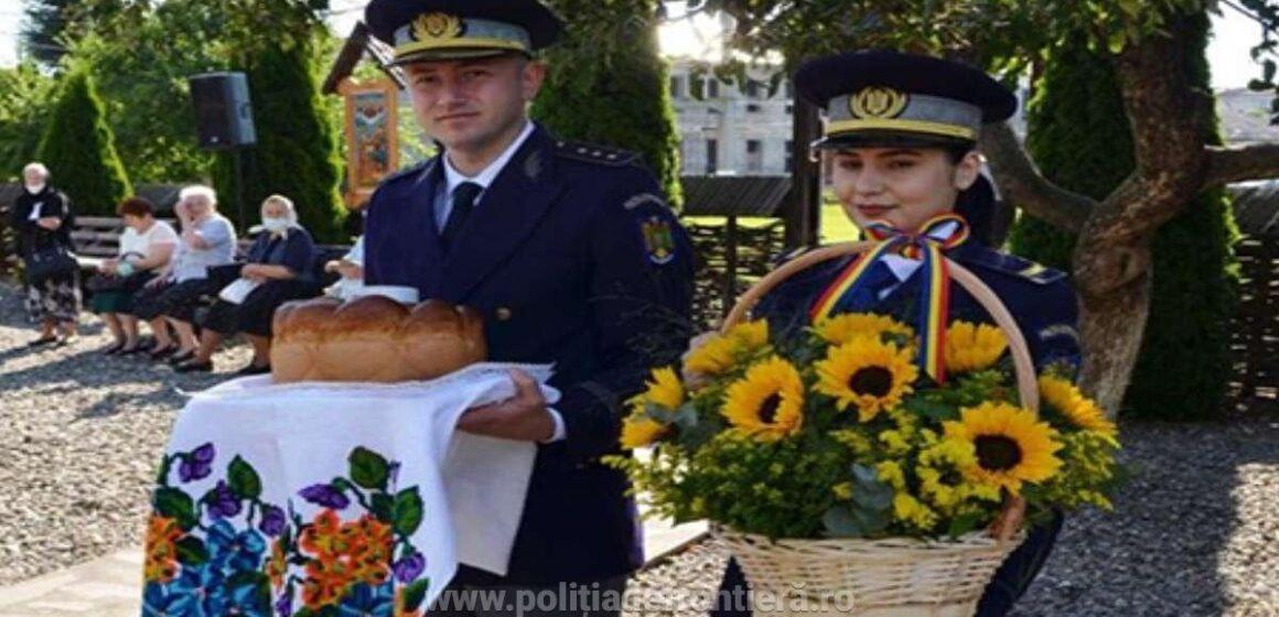 Sărbătoare la Inspectoratul Teritorial al Politiei de Frontiera Sighetu Marmației
