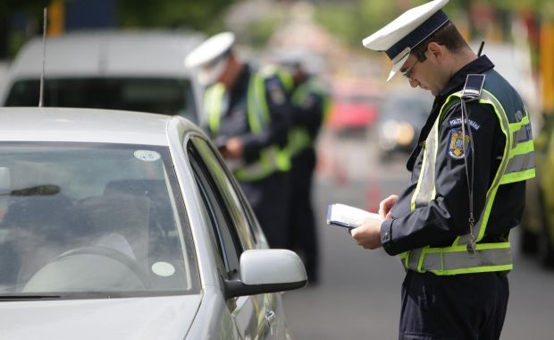 Nereguli penalizate în trafic, la Sighet
