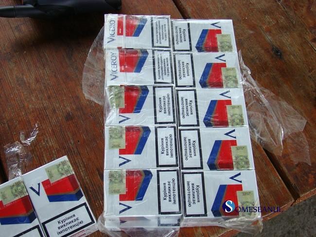 Surprinsă la Sighet de polițiști că vinde țigări de contrabandă