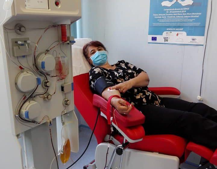 VIDEO | Nu fiți indiferenți! Donați sânge pentru viață!