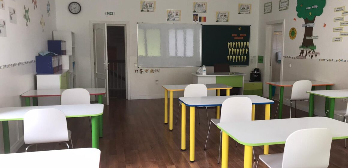 VIDEO   Pregătiri pentru începerea școlii