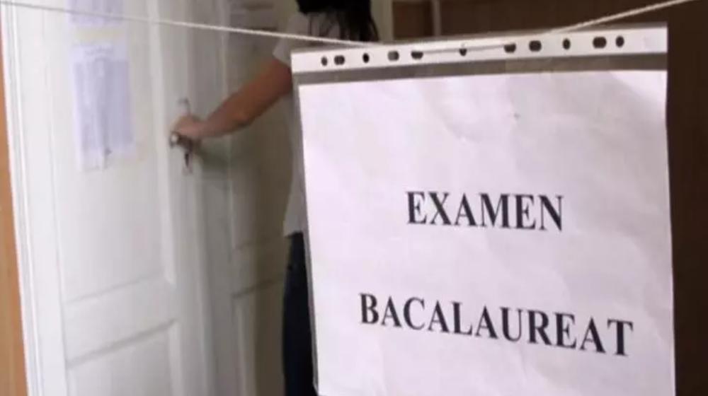 VIDEO   Niciun elev eliminat de la proba obligatorie a profilului din cadrul examenului de bacalaureat