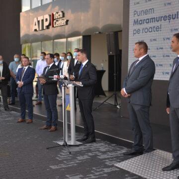 VIDEO | Candidații Partidului Național Liberal au dezvăluit prioritățile de dezvoltare pentru Maramureș
