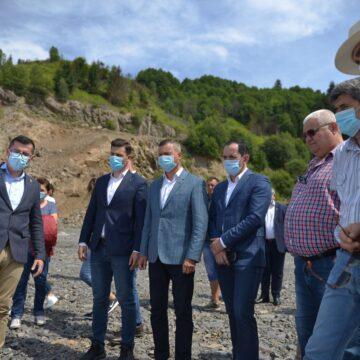 Ionel Bogdan: Guvernul finanțează investițiile pentru finalizarea Barajului Runcu