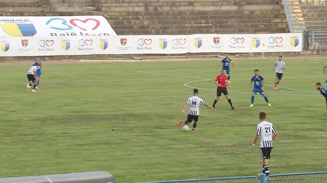 VIDEO   ACS Recea s-a impus în fața lui Minaur Baia Mare în barajul de promovare în Liga a II-a