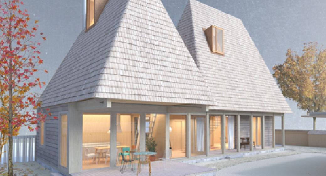 GRATUIT pentru maramureşeni: Proiect tehnic de casă în stil tradiţional