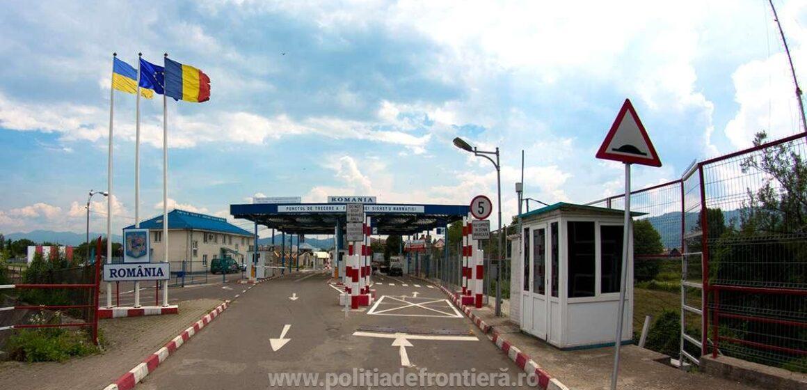 Căutat de autoritățile din Germania, oprit în PTF Sighet