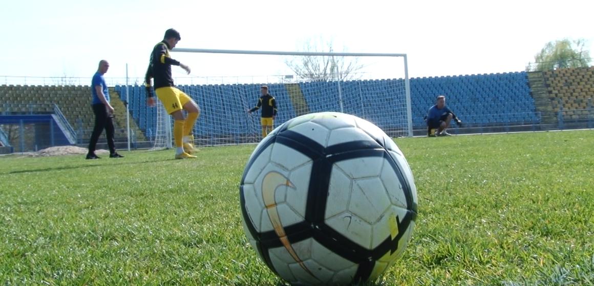 VIDEO | După o vacanță de o săptămână fotbaliștii de la Minerul Baia Mare au revenit în teren