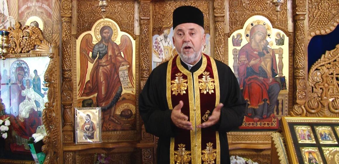 VIDEO | Tăierea Capului Sfântului Ioan Botezătorul, ultima sărbătoare din anul bisericesc