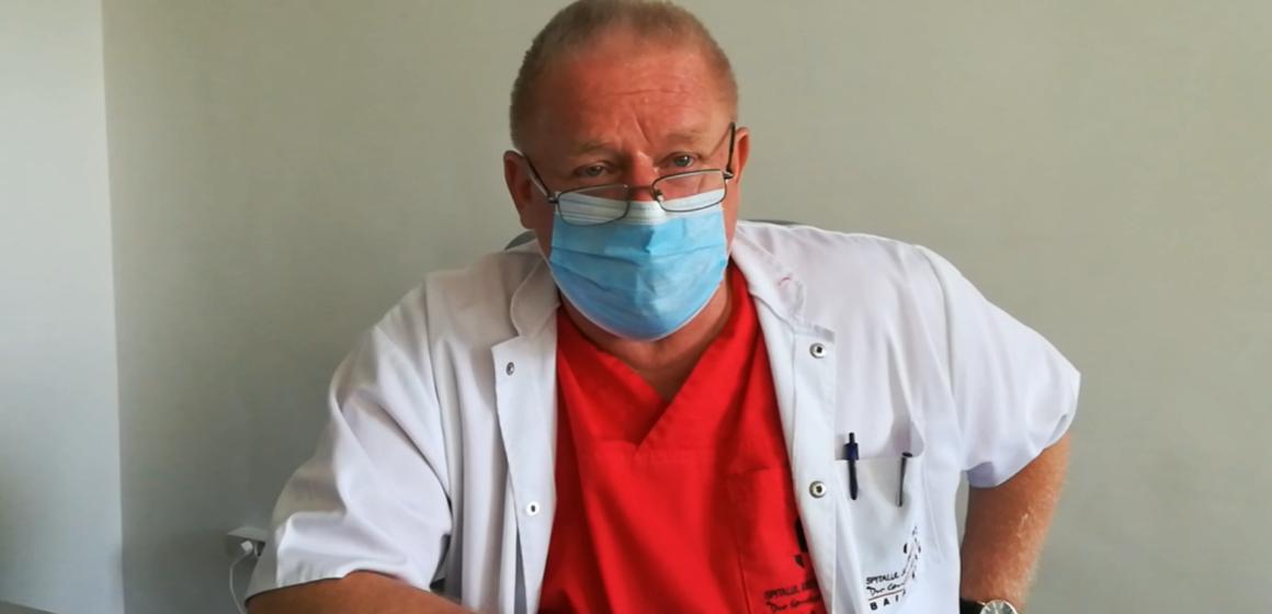 """VIDEO   Secția Urologie din cadrul Spitalului Județean de Urgență """"Dr. Constantin Opriș"""" Baia Mare va fi modernizată"""