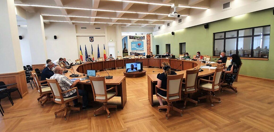 VIDEO | Bugetul județului Maramureș a fost rectificat în ședința ordinară a Consiliului Județean din luna august