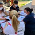 170 de pachete de alimente sunt distribuite de către Serviciul de Ajutor Maltez în România, persoanelor vulnerabile din Maramureș