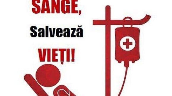 VIDEO | Veniți să donați sânge!