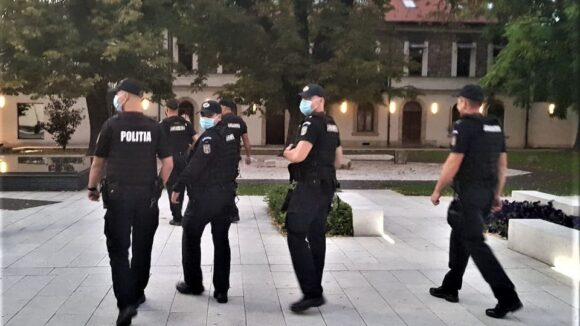 VIDEO | Încă o tură de controale în zonele aglomerate