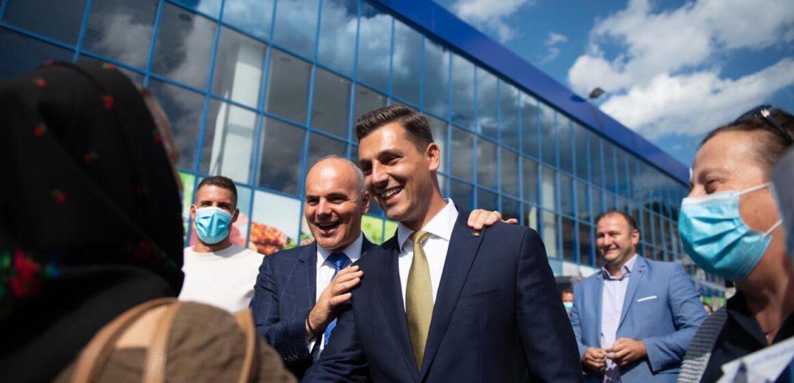 VIDEO | Maramureşul are cel mai tânăr preşedinte de Consiliu Judeţean