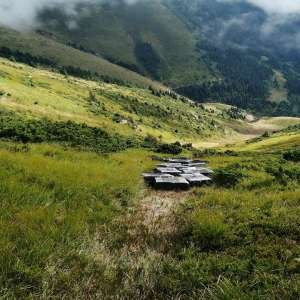 VIDEO | Contrabandă la 1.930 metri altitudine, în Munții Maramureșului
