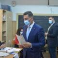 Ionel Bogdan: Am votat cu gândul la schimbare, la un Maramureș dezvoltat și prosper – video