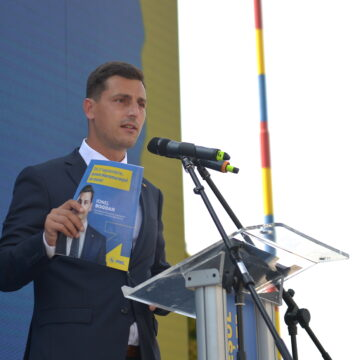 Ionel Bogdan, PNL: Împreună cu oamenii, administrația liberală va pune Maramureșul pe roate!