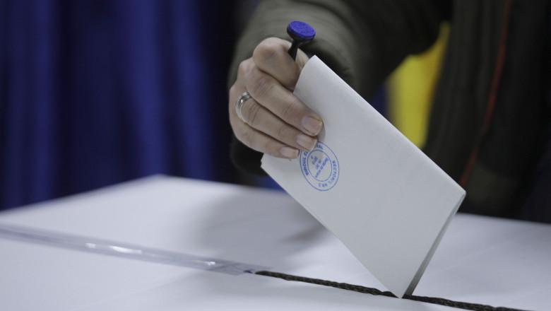 VIDEO | 46,10% a fost prezența la vot în județul Maramureș la alegerile locale