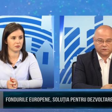 PORTRET DE CANDIDAT | FONDURILE EUROPENE, SOLUȚIA PENTRU DEZVOLTAREA MARAMUREȘULUI