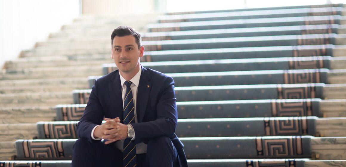 Ionel Bogdan, PNL: Prin Planul lui Bogdan aducem diaspora acasă, în Maramureș