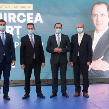 VIDEO | Premierul Ludovic Orban a venit în Maramureș la lansarea candidaților PNL