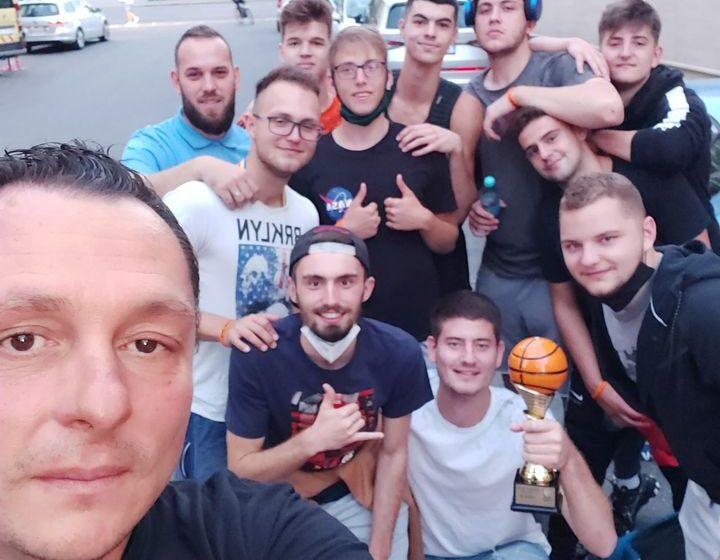 VIDEO | Locul III la Turneul Final U20 la baschet masculin pentru sportivii sigheteni