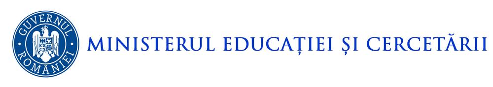 Ministerul Educației și Cercetării organizează o procedură de selecție pentru completarea Corpului de Experţi al Serviciului Control