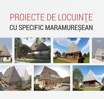 Proiect inedit de revitalizare a satului maramureșean  –  Arhitectura revine la stilul tradițional