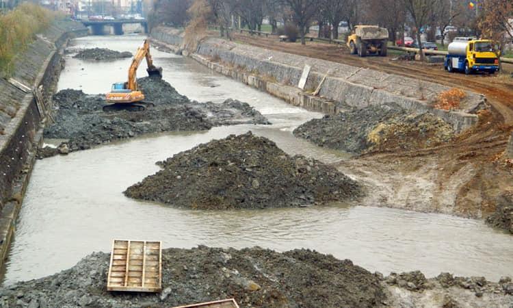 VIDEO | Bani pentru amenajarea râului Săsar