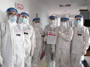 VIDEO | Personalul medical își crere drepturile prin greva japoneză instituită în toate unitățile medicale