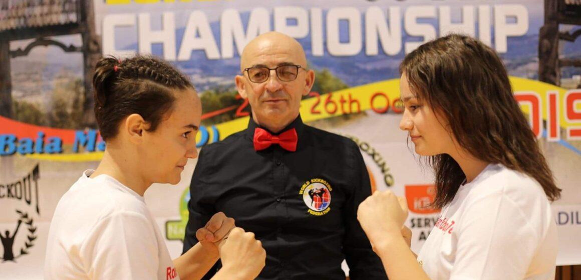 VIDEO | Clubul ACS Kickbox din Baia Mare a reușit prin sportivii săi să obțină rezultate notabile la competițiile la care au luat parte