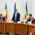 MANIFEST | IONEL BOGDAN A DEPUS JURĂMÂNTUL PENTRU PRELUAREA MANDATULUI DE PREȘEDINTE AL CJ