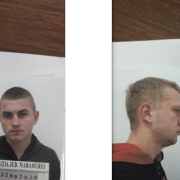 VIDEO |Doi agenți de poliție și doi ofițeri de poliție sunt cercetati în cazul celor doi tineri ucraineni evadați