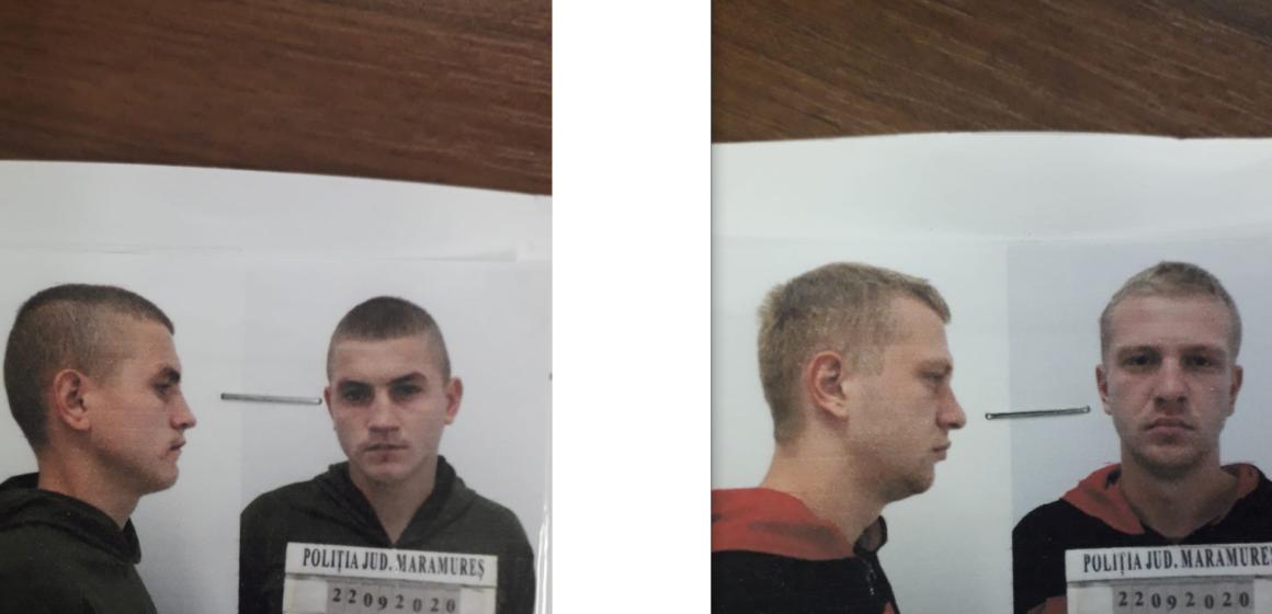 VIDEO | ACTUALIZARE /ALERTĂ: Doi tineri au evadat din Centrul de Reținere și Arestare Preventivă din cadrul Inspectoratului de Poliție al județului Maramureș