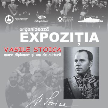 VIDEO | Expoziție dedicată lui Vasile Stoica, mare diplomat și om de cultură