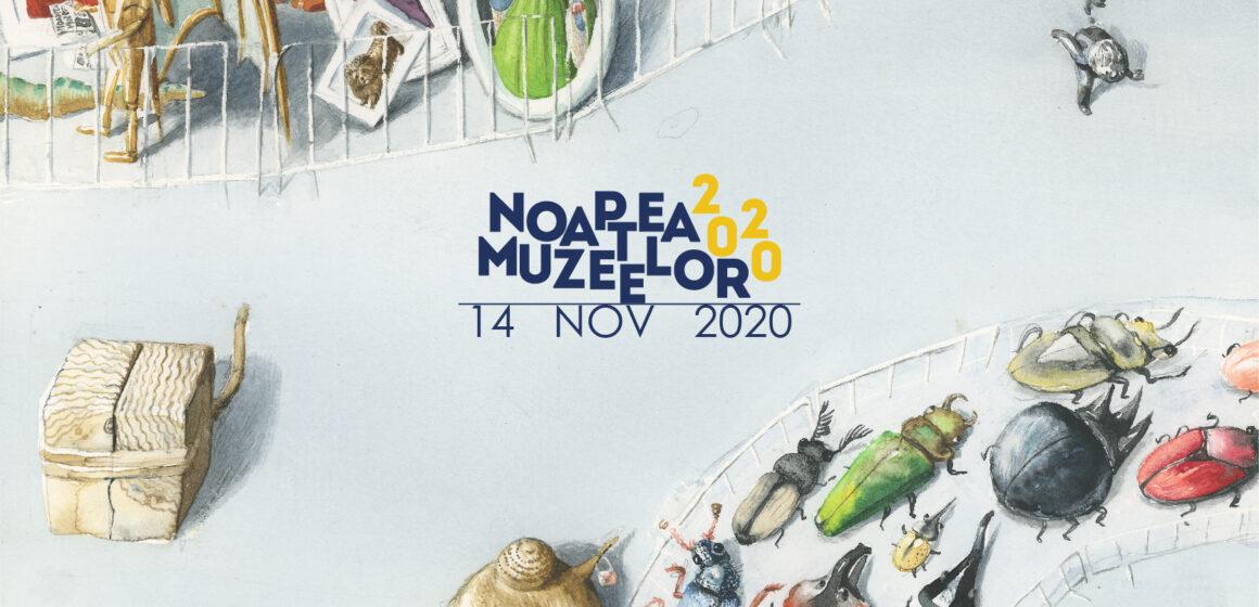 """Noaptea Muzeelor anunță câștigătorii apelului de proiecte """"Animații, Puzzle, Investigații… Vino și te joacă cu colecțiile la muzeu!"""""""