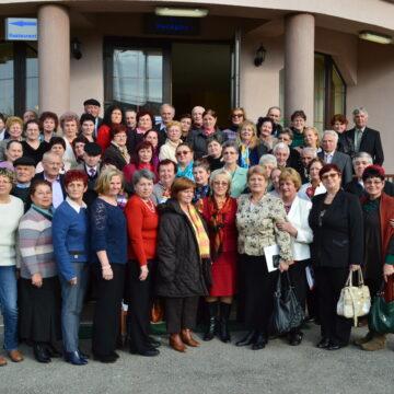 VIDEO   Tradiționala festivitate dedicată membrilor de sindicat care se pensionează în acest an a fost amânată