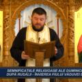 CUVÂNT DE ÎNVĂȚĂTURĂ | SEMNIFICAȚIILE RELIGIOASE ALE DUMINICII A 20 A DUPA RUSALII -INVIEREA FIULUI VĂDUVEI DIN NAIN
