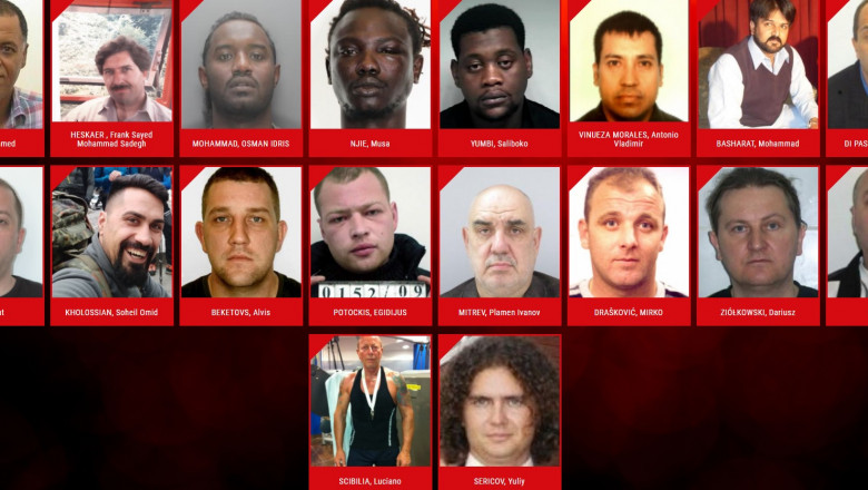VIDEO | Un bărbat din Maramureș, pus pe lista celor mai periculoși violatori căutați din 19 state europene