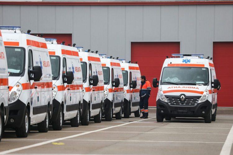 VIDEO | Suprasolicitare la Serviciul de Ambulanță Maramureș