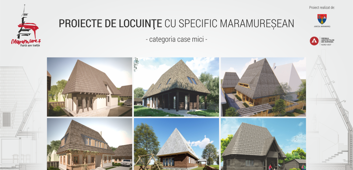 Continuă tradiția: proiecte tehnice gratuite pentru case moderne în stil tradițional maramureșean