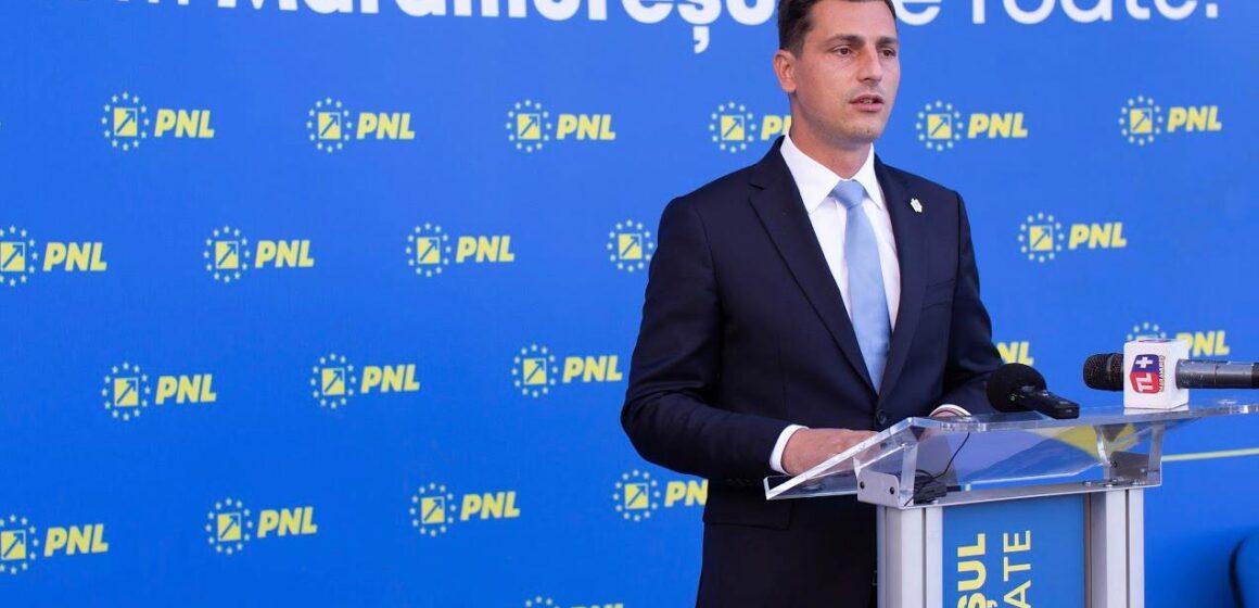 PNL Maramureș a ales o echipă de succes pentru alegerile parlamentare