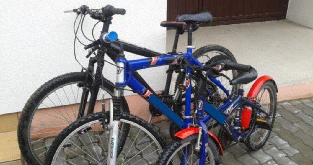Bicicletele recuperate de poliţişti îşi aşteaptă proprietarii la sediul poliţiei