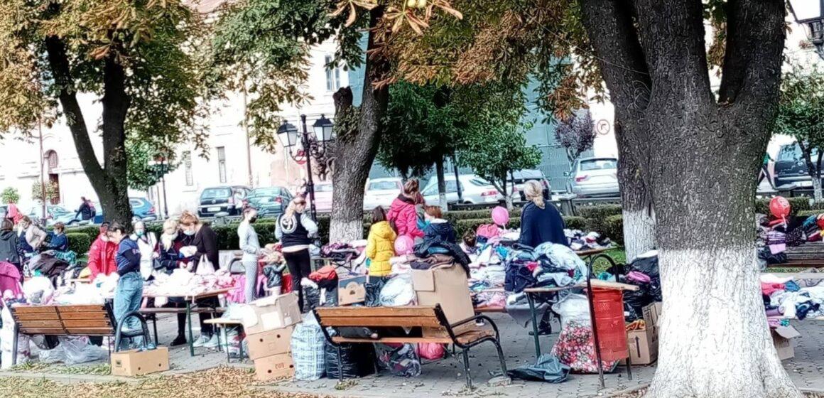 VIDEO | Sighetenii s-au mobilizat pentru a da o mână de ajutor Alessiei