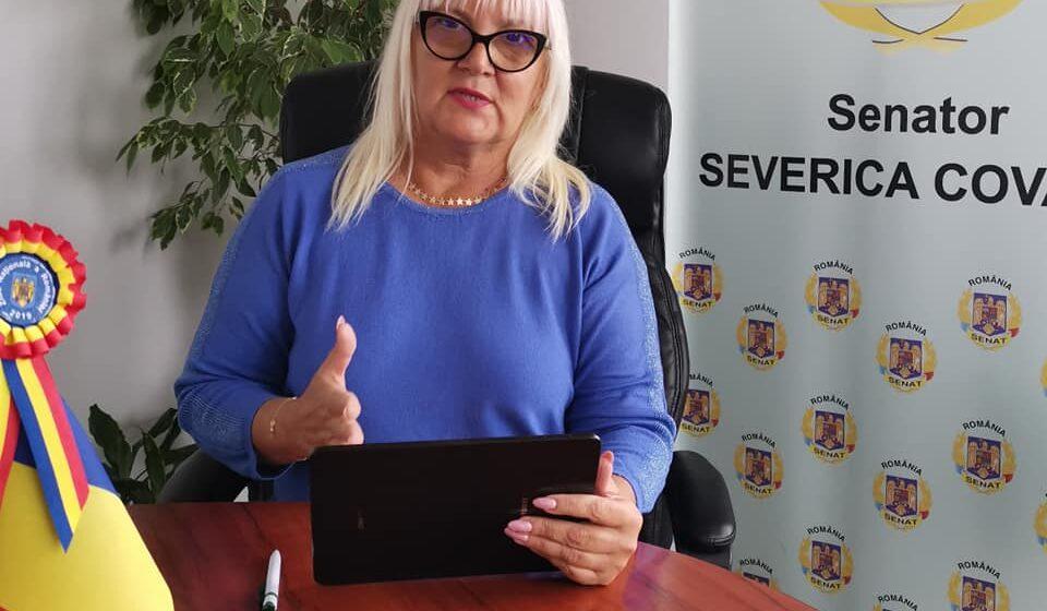 VIDEO | Senatorul PMP de Maramureș, Severica Covaciu, vine în sprijinul fermierilor