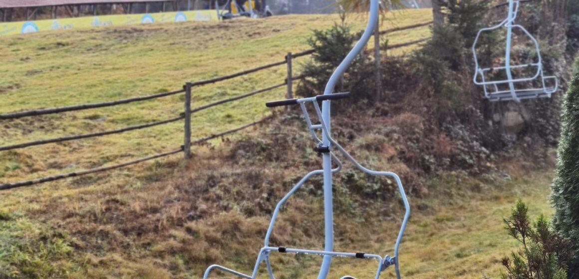 VIDEO | Pregătiri la Cavnic pentru sezonul de schi