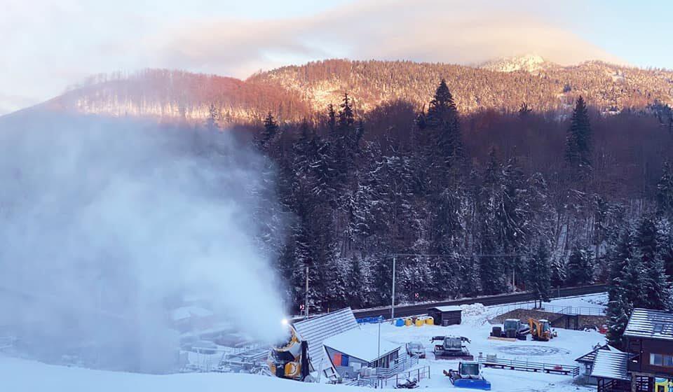 VIDEO | În 8 decemrie se deschid pârtiile de schi de la Cavnic