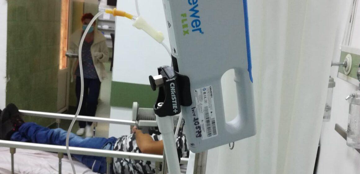 VIDEO | Aparatura medicală nouă pentru Spitalul Municipal Sighet finanțată din fonduri nerambursabile – FOTO