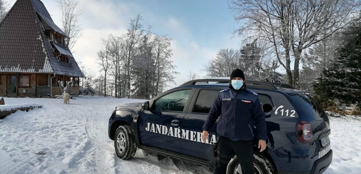 VIDEO | Jandarmii maramureșeni la datorie